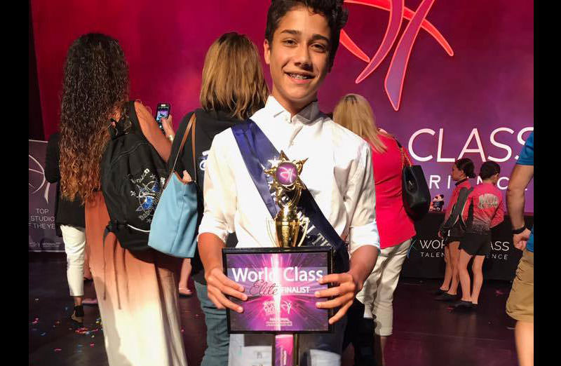 Thiago Pacheco - NATIONAL MR WORLD CLASS TALENT